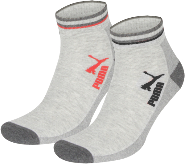 puma sneaker socken jump quarter unisex 2 paar mit. Black Bedroom Furniture Sets. Home Design Ideas